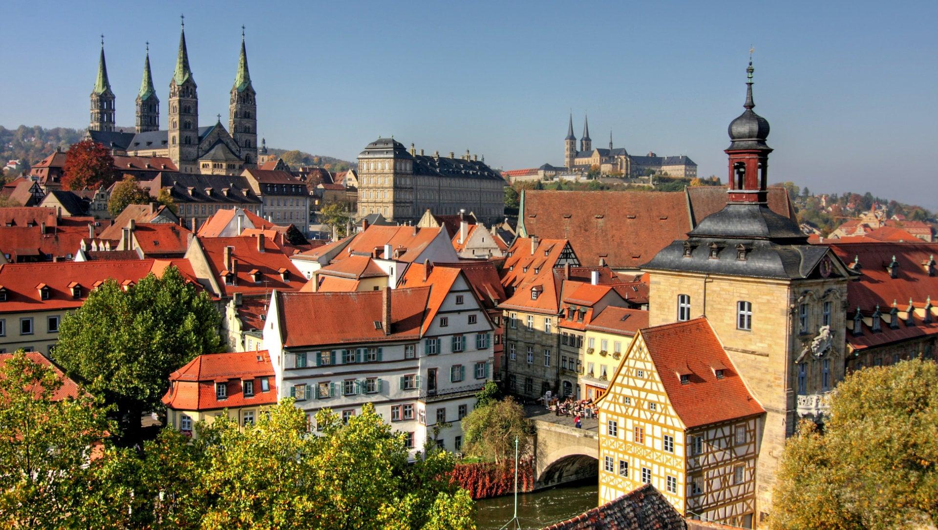 Homepage Slider Bamberg
